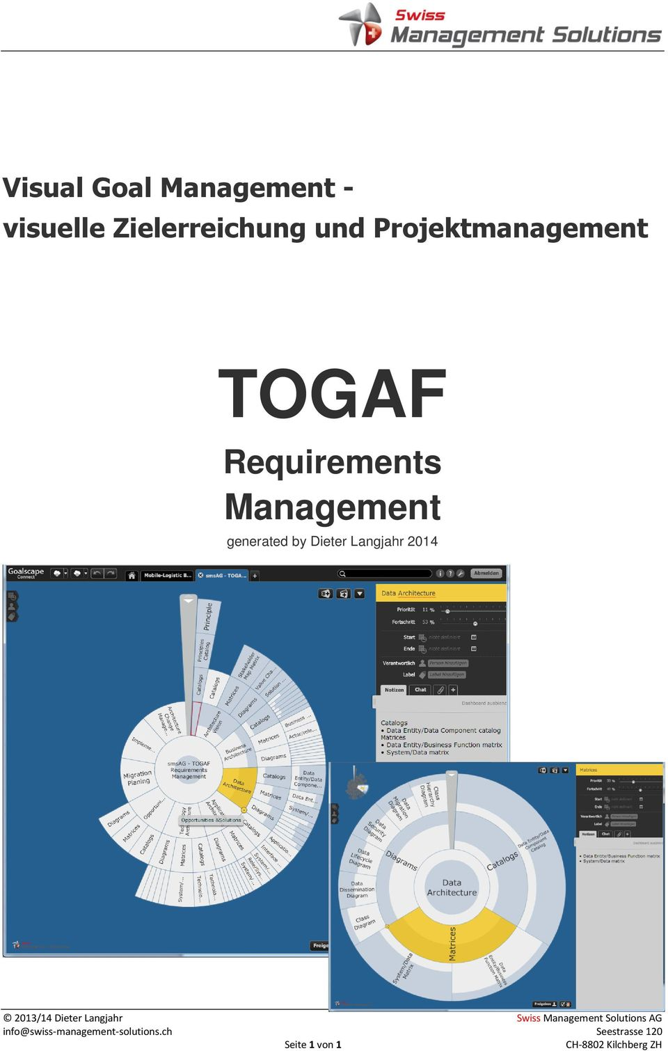 TOGAF Requirements Management