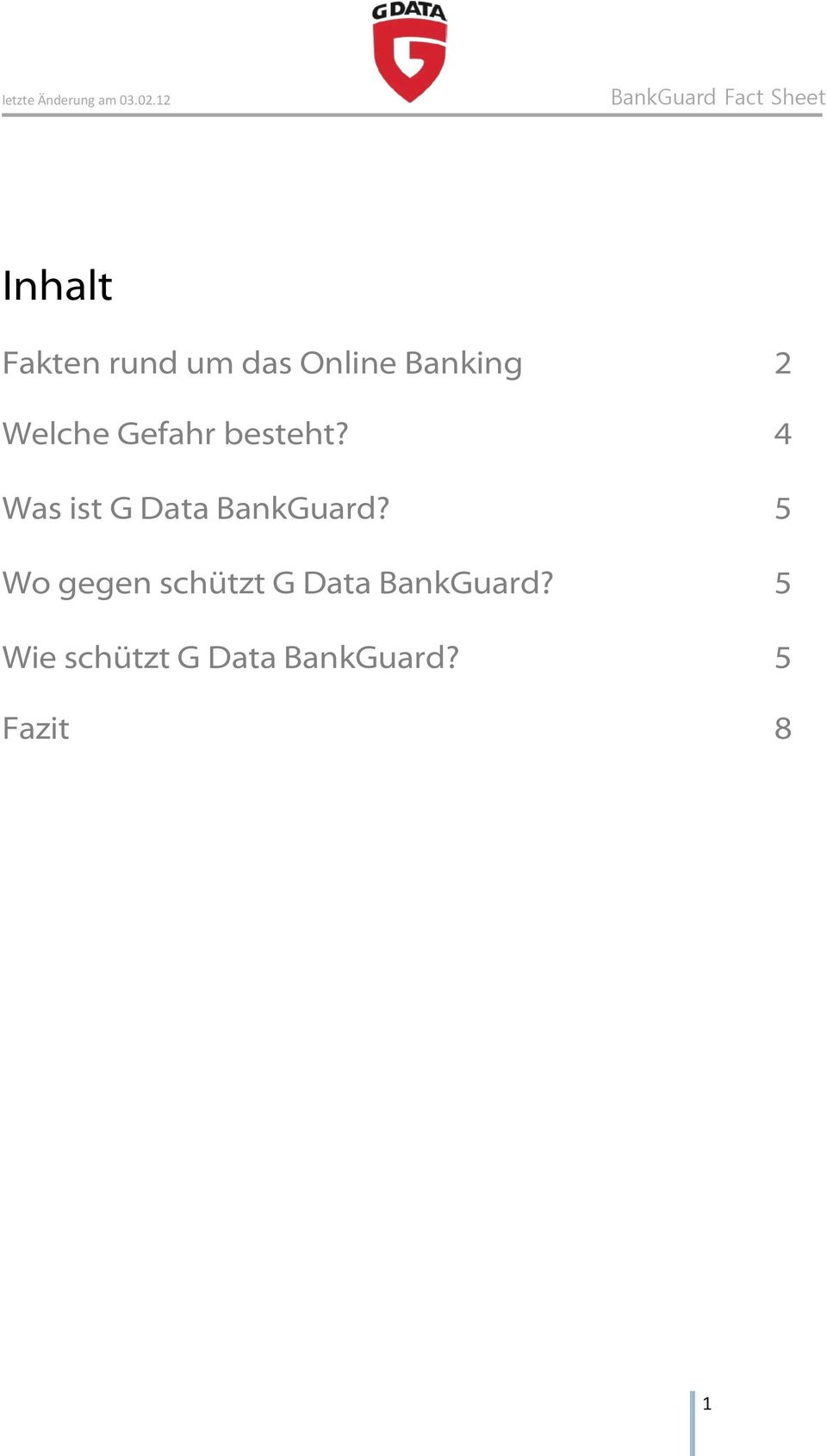 4 Was ist G Data BankGuard?