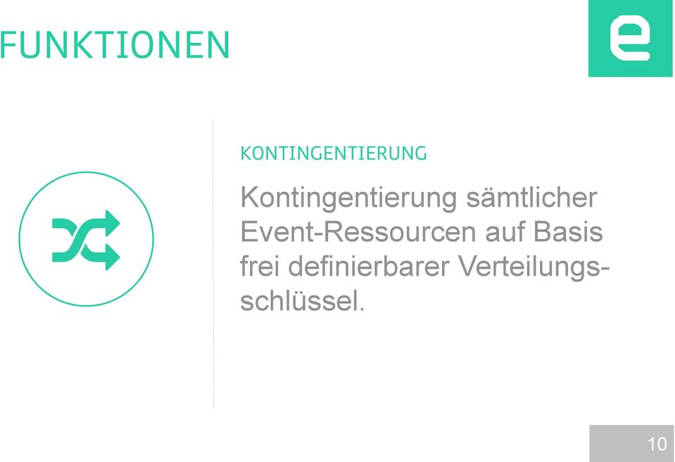 Event-Ressourcen auf Basis