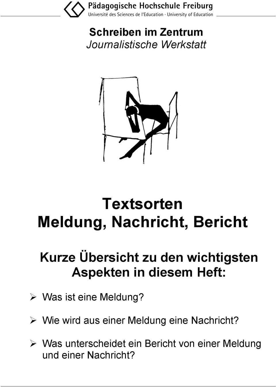 textsorten meldung nachricht bericht pdf. Black Bedroom Furniture Sets. Home Design Ideas