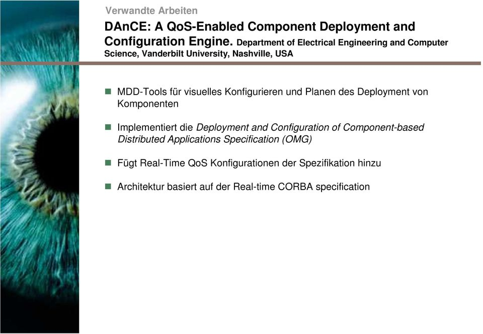 Konfigurieren und Planen des Deployment von Komponenten Implementiert die Deployment and Configuration of Component-based