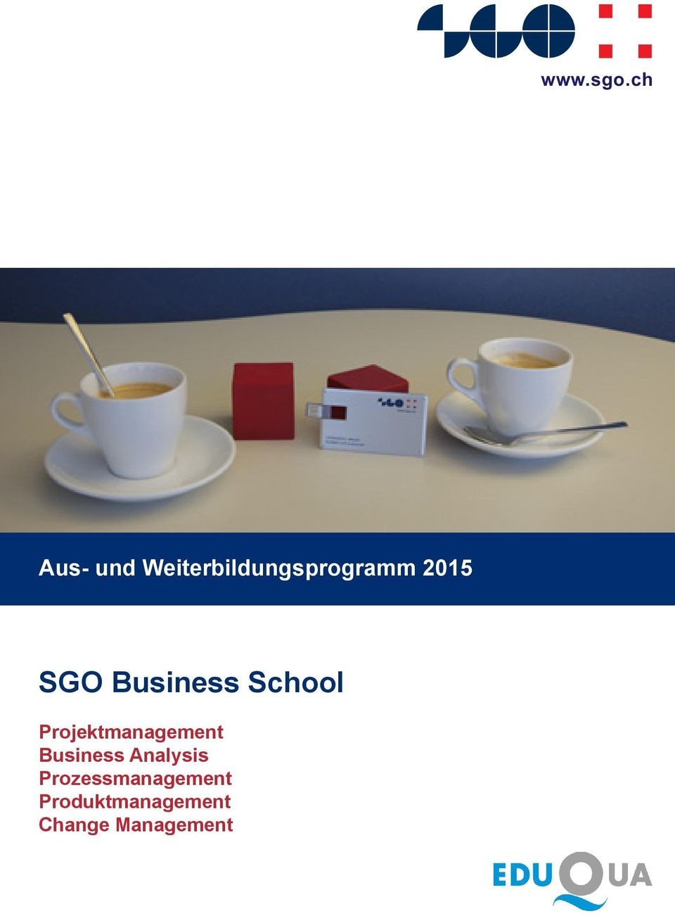 SGO Business School Projektmanagement