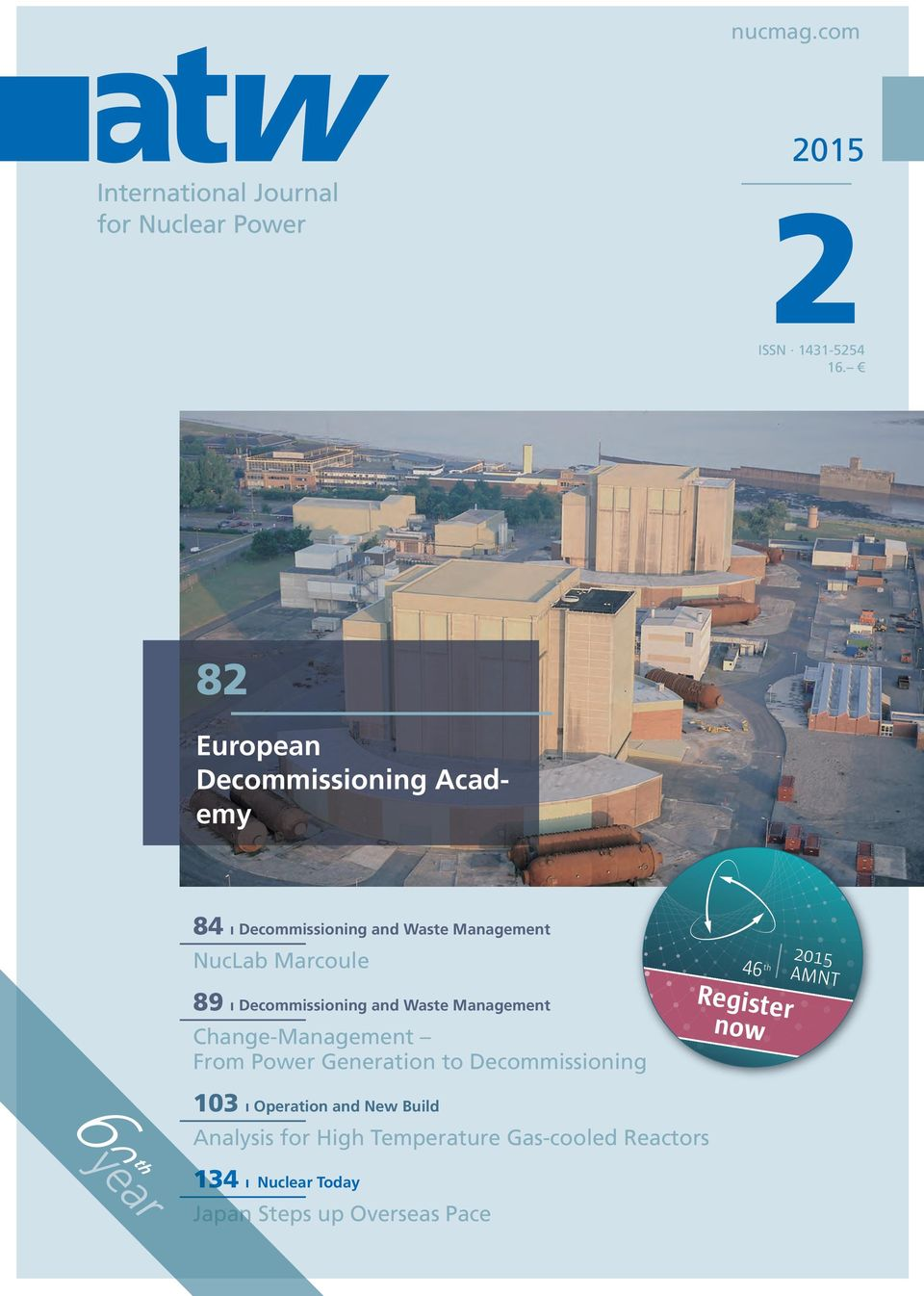 89 ı Decommissioning and Waste Management Change-Management From Power Generation to