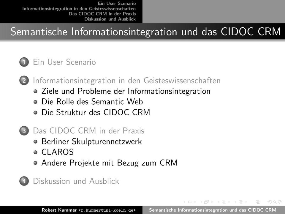 Semantic Web 3 Berliner