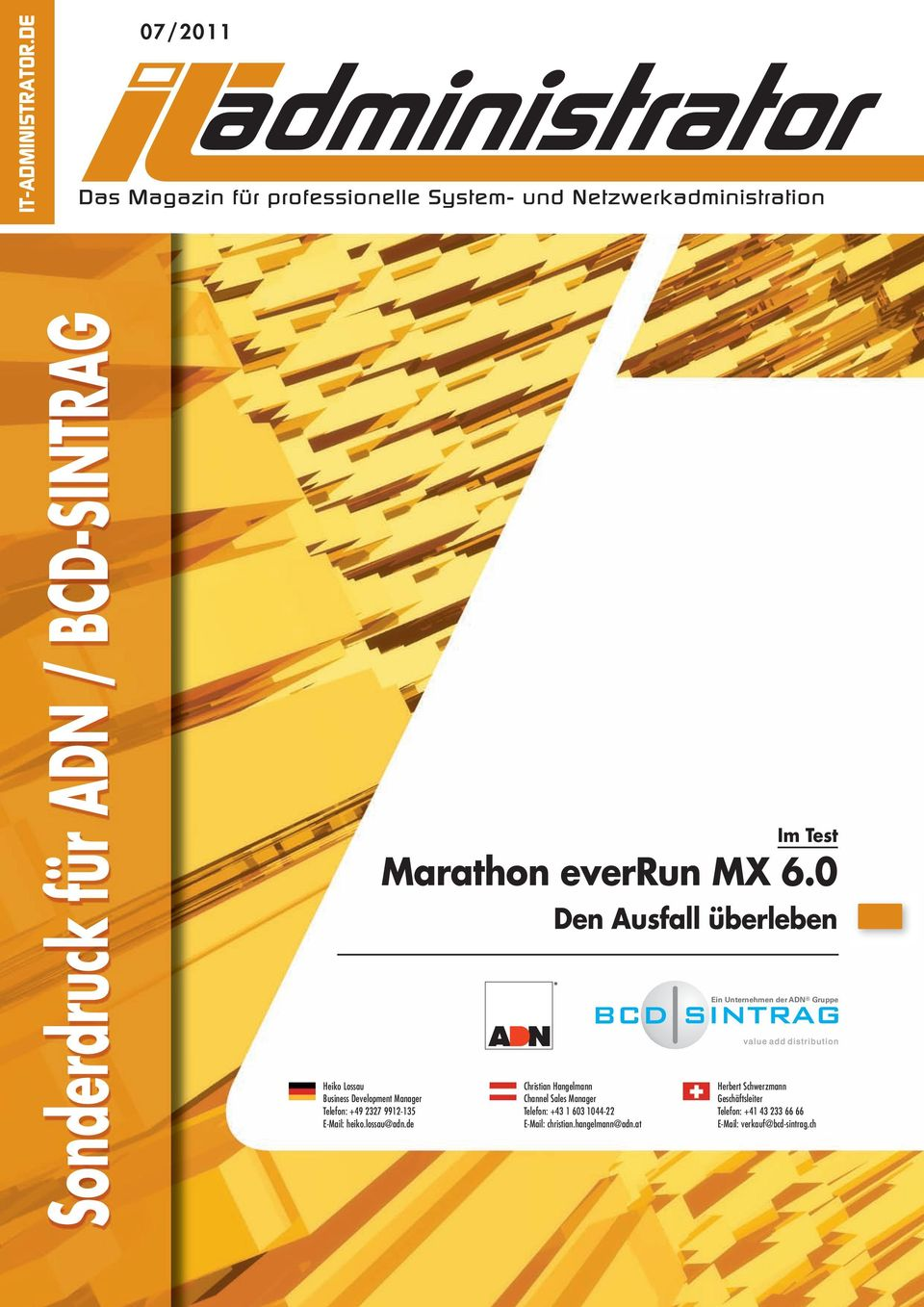 9912-135 E-Mail: heiko.lossau@adn.de Im Test Marathon everrun MX 6.