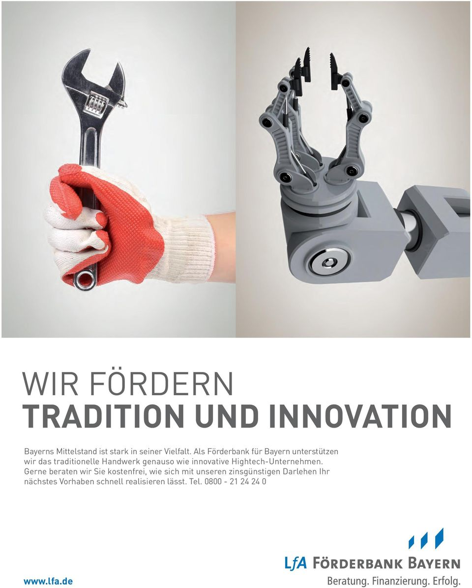 innovative Hightech-Unternehmen.