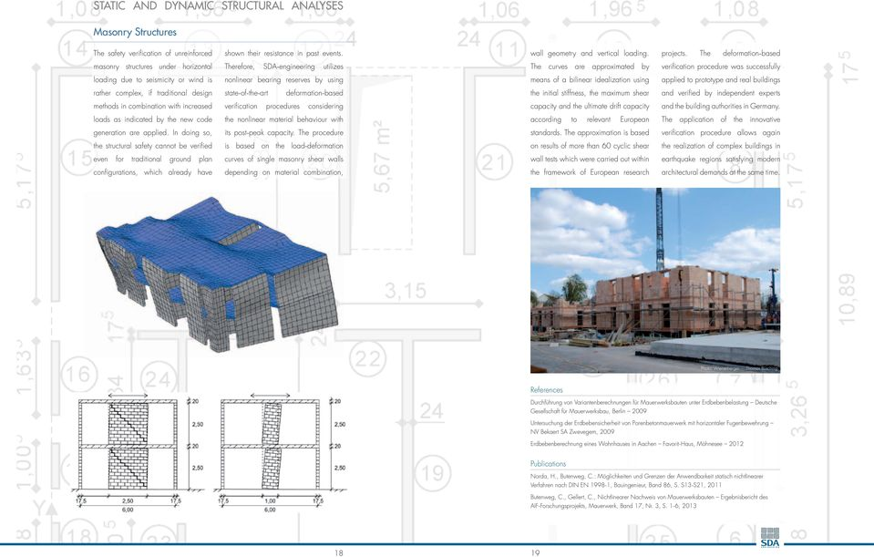 is nonlinear bearing reserves by using means of a bilinear idealization using applied to prototype and real buildings rather complex, if traditional design state-of-the-art deformation-based the