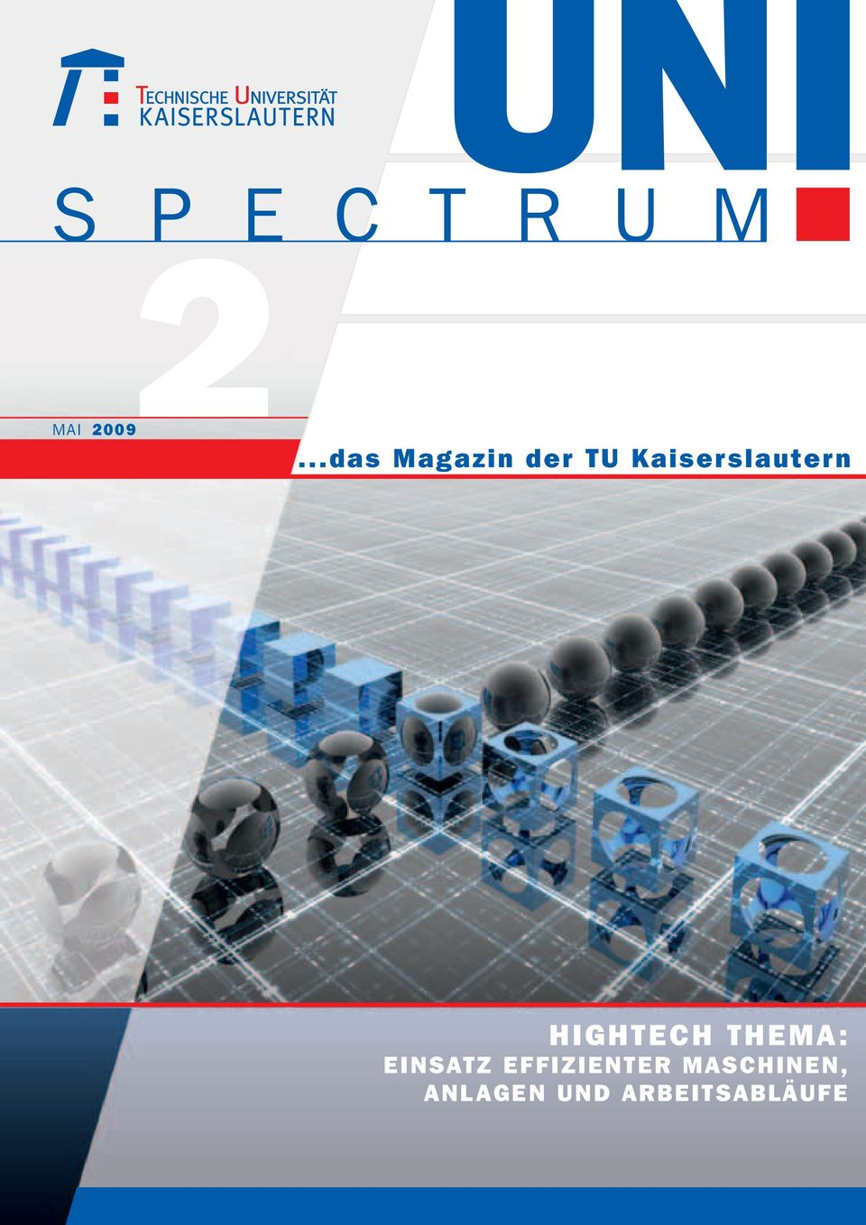 Kaiserslautern hightech thema: