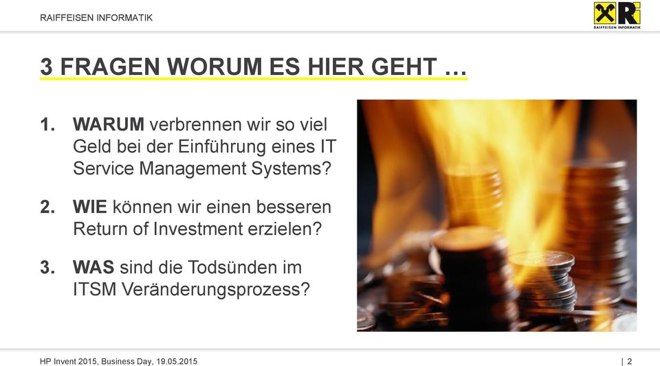 Management Systems? 2.