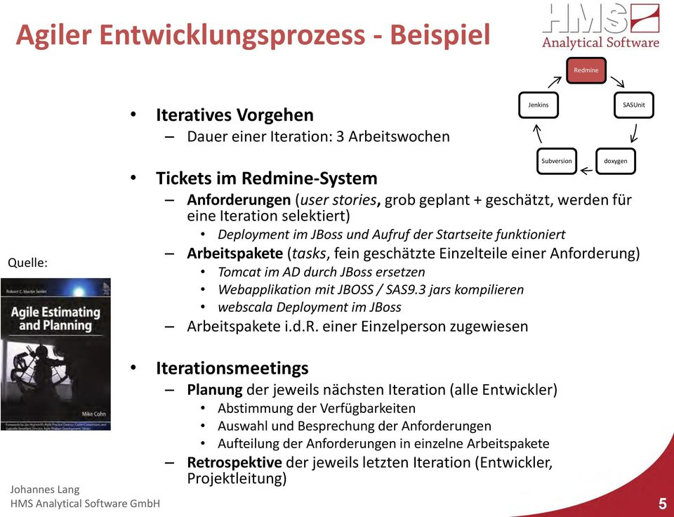 Webapplikation mit JBOSS / SAS9.3 jars