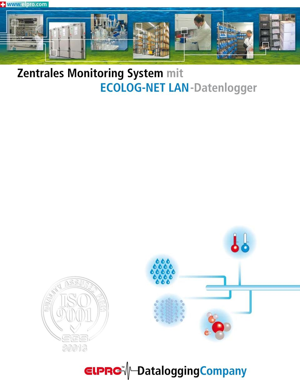 Monitoring System mit