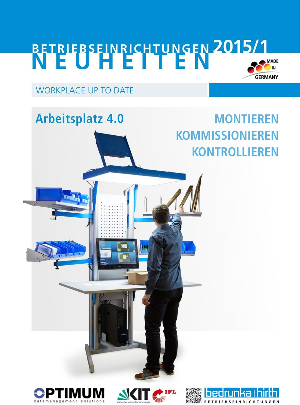 UP TO DATE Arbeitsplatz 4.