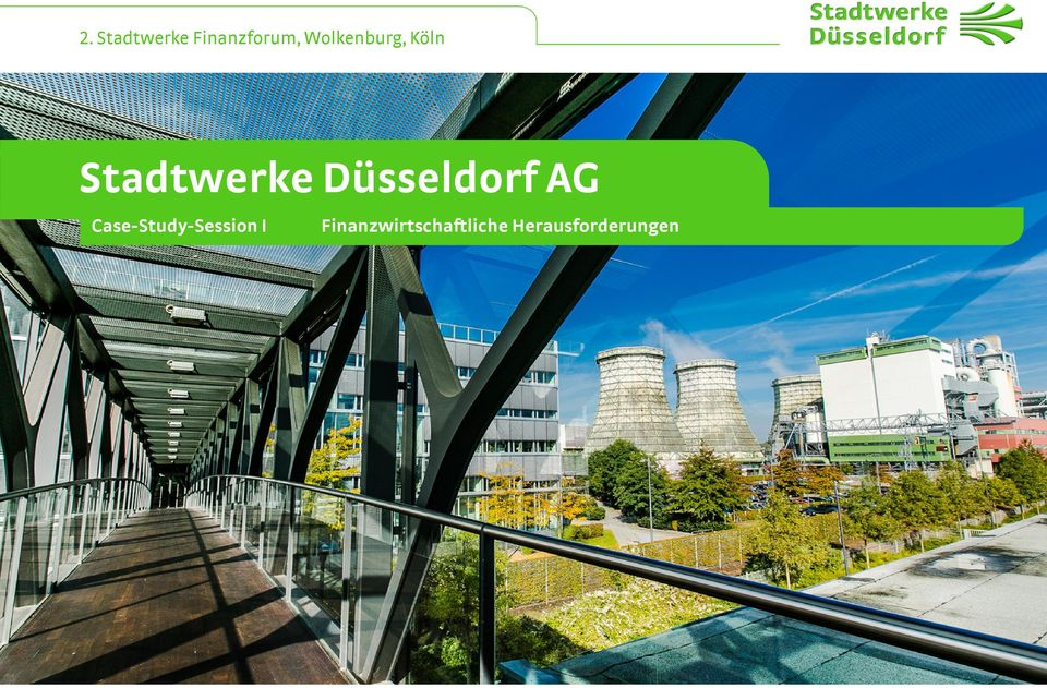 Düsseldorf AG Case-Study-Session