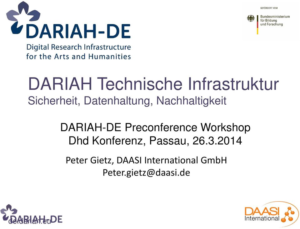 Workshop Dhd Konferenz, Passau, 26.3.