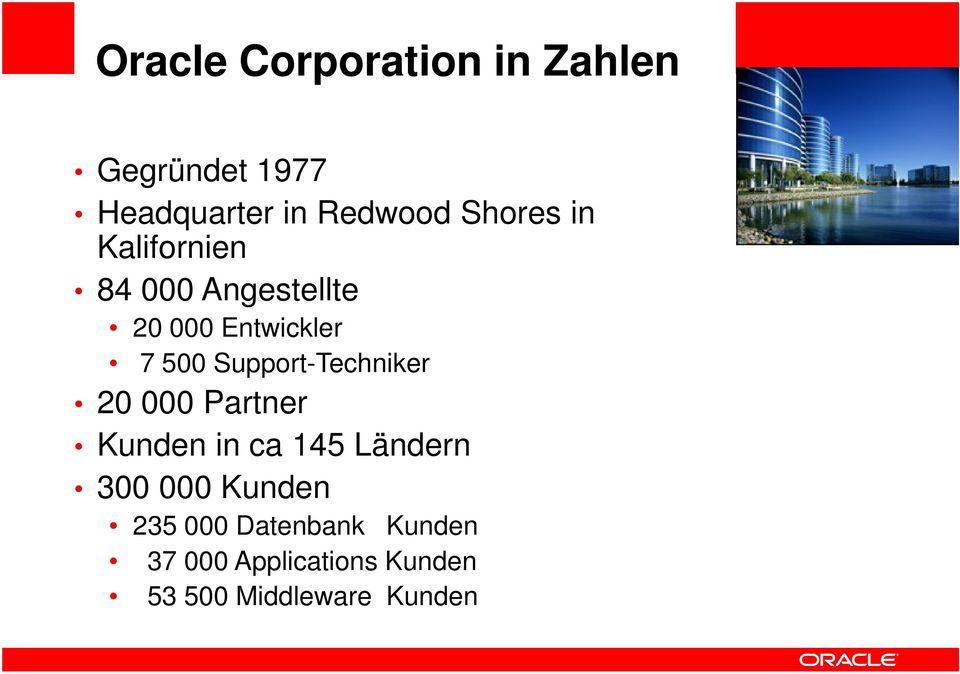 Support-Techniker 20 000 Partner Kunden in ca 145 Ländern 300 000