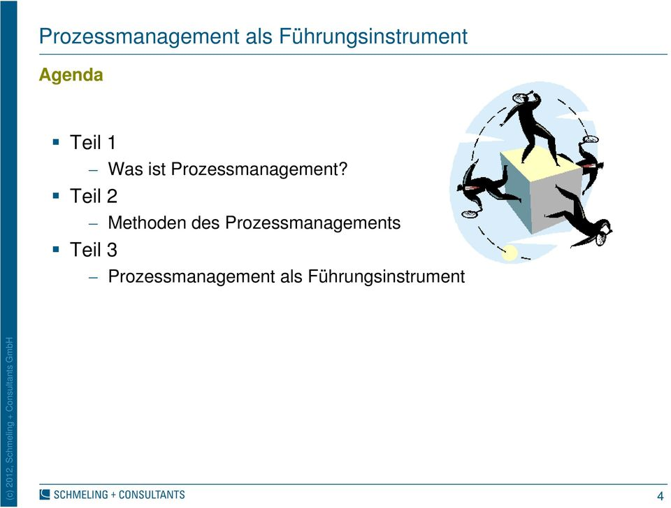 Prozessmanagement?