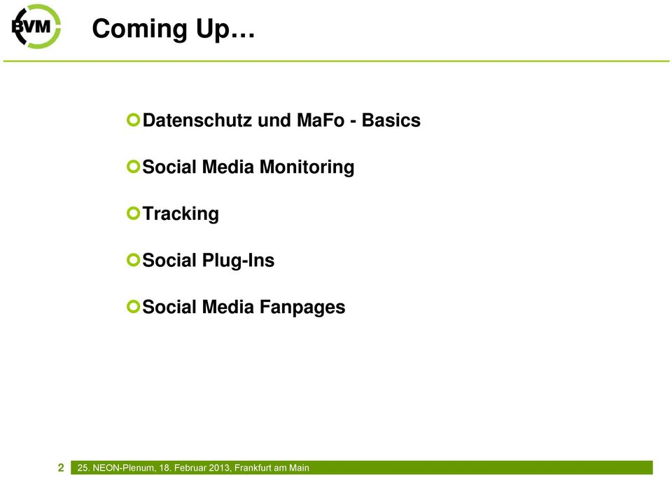 Monitoring Tracking Social
