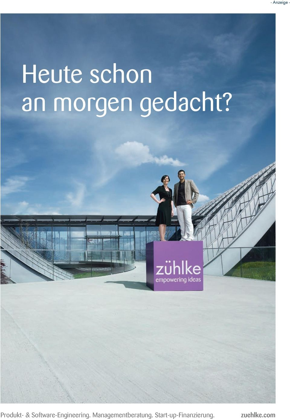 Produkt- & Software-Engineering.