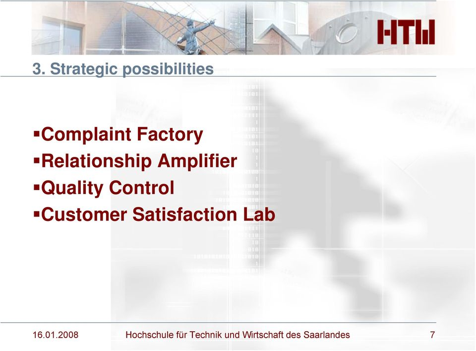 Control Customer Satisfaction Lab 16.01.