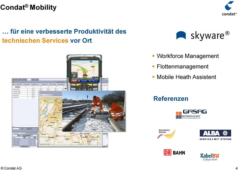 vor Ort Workforce Management