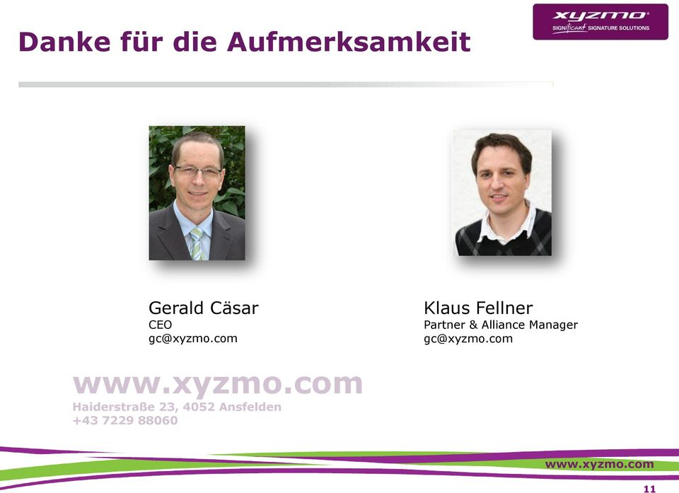 com Klaus Fellner Partner & Alliance
