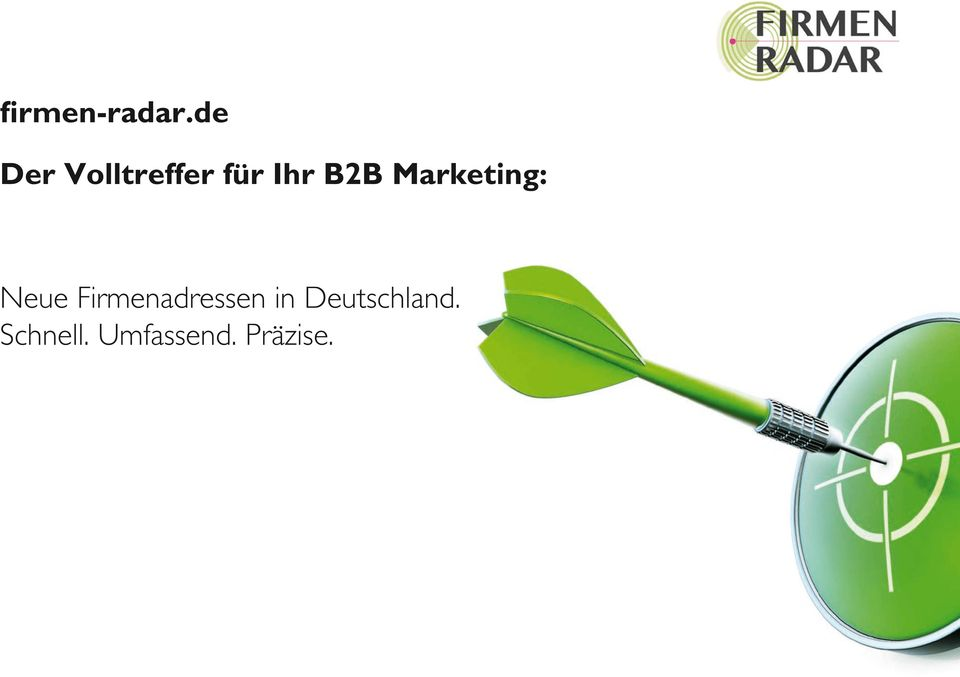 B2B Marketing: Neue