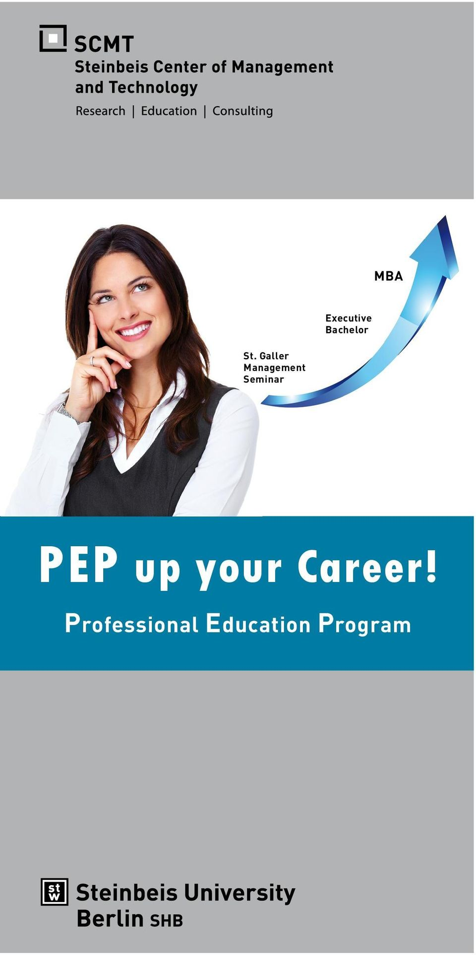 PEP up your Career!