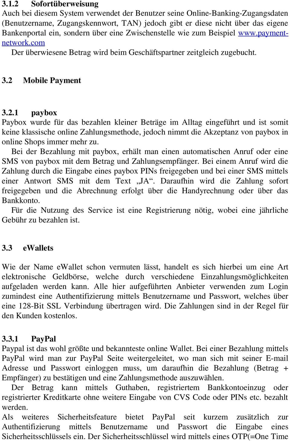 Mobile Payment 3.2.