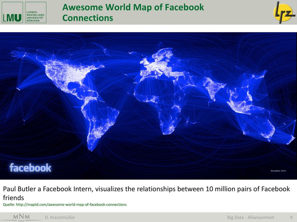million pairs of Facebook friends Quelle: http://maptd.