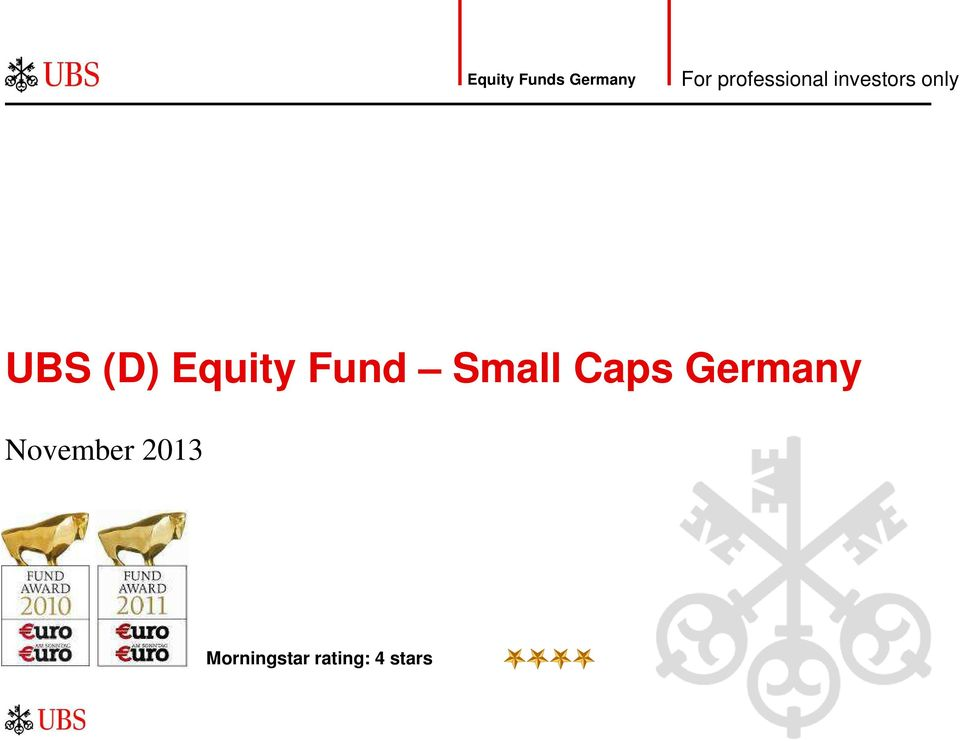 (D) Equity Fund Small Caps