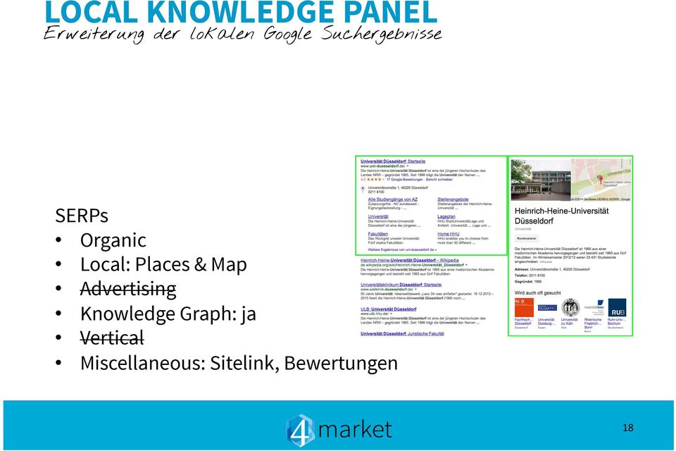 Places & Map Advertising Knowledge Graph: ja