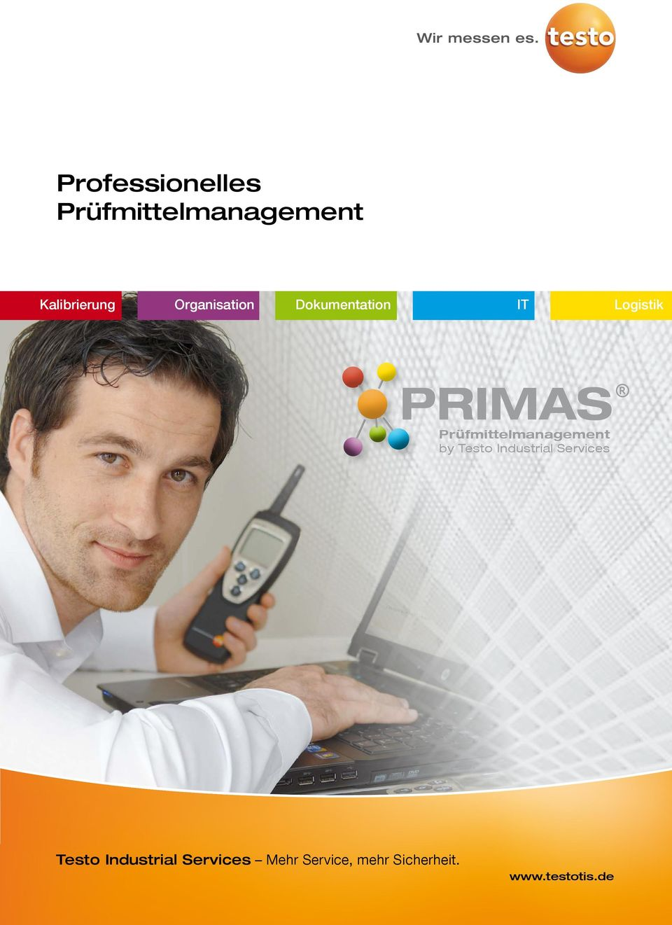 Prfmittelmanagement by Testo Industrial Services