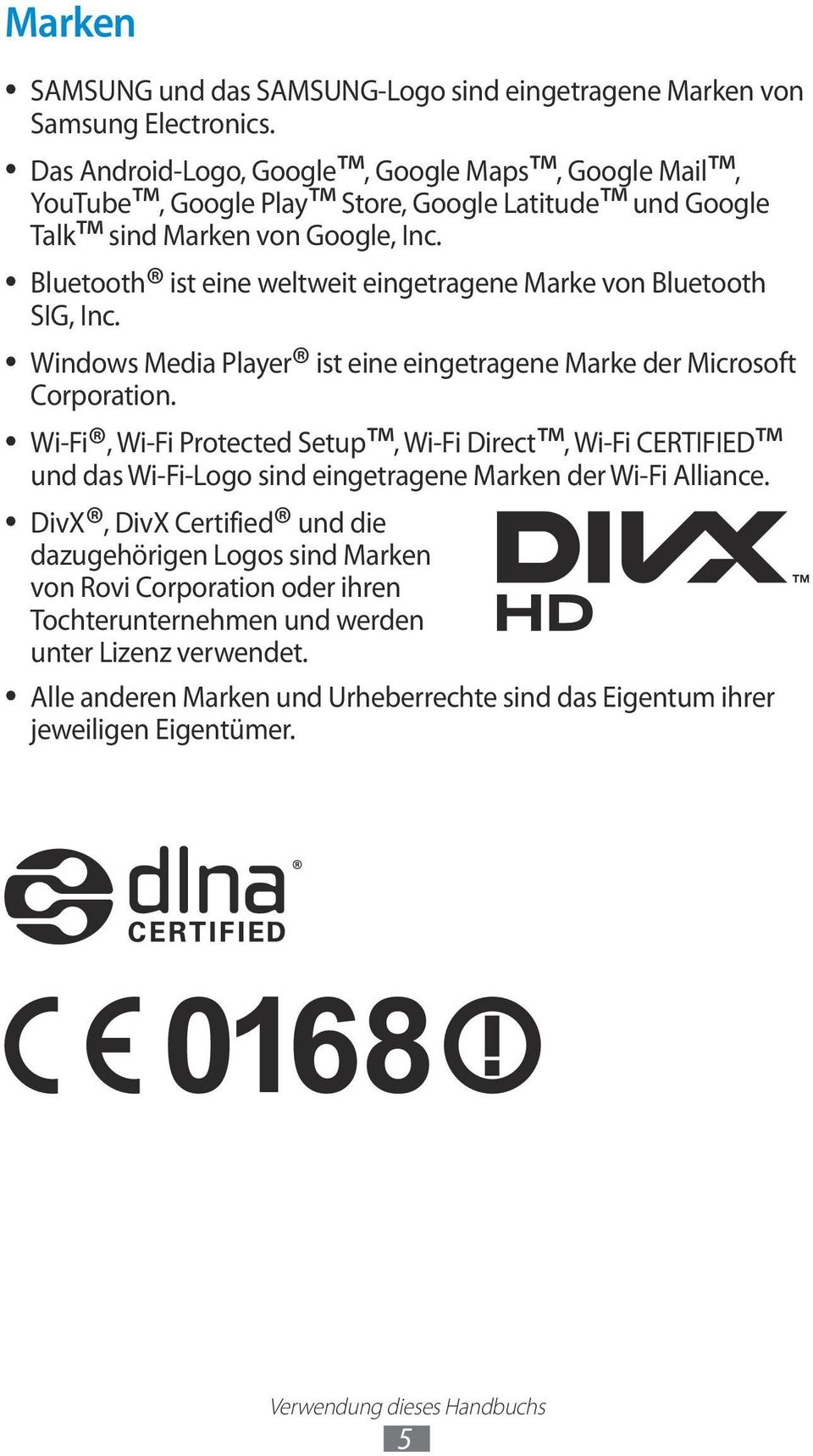 Windows Media Player ist eine eingetragene Marke der Microsoft Corporation.