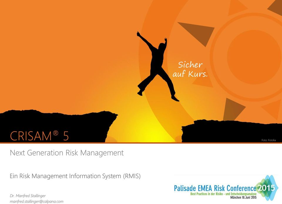 Management Information System (RMIS) Dr.