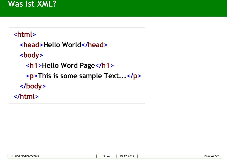 <h1>hello Word Page</h1> <p>this is some