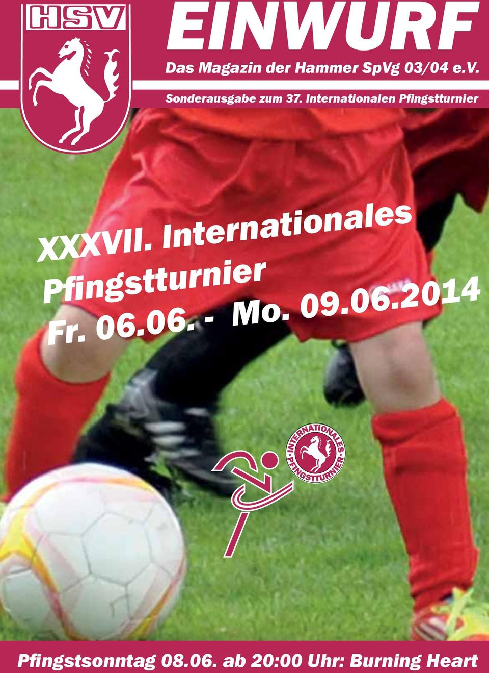 Internationalen Pfingstturnier XXXVII.