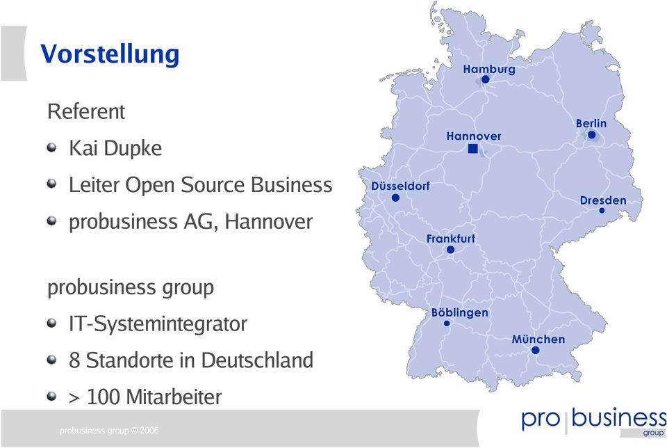 Hannover probusiness group