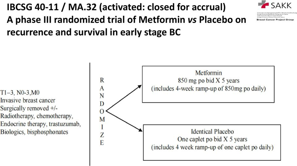 phase III randomized trial of