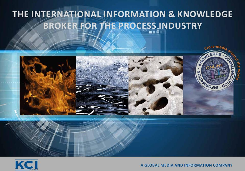 KNOWLEDGE BROKER FOR THE PROCESS