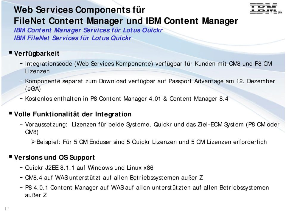 Dezember (ega) - Kostenlos enthalten in P8 Content Manager 4.01 & Content Manager 8.