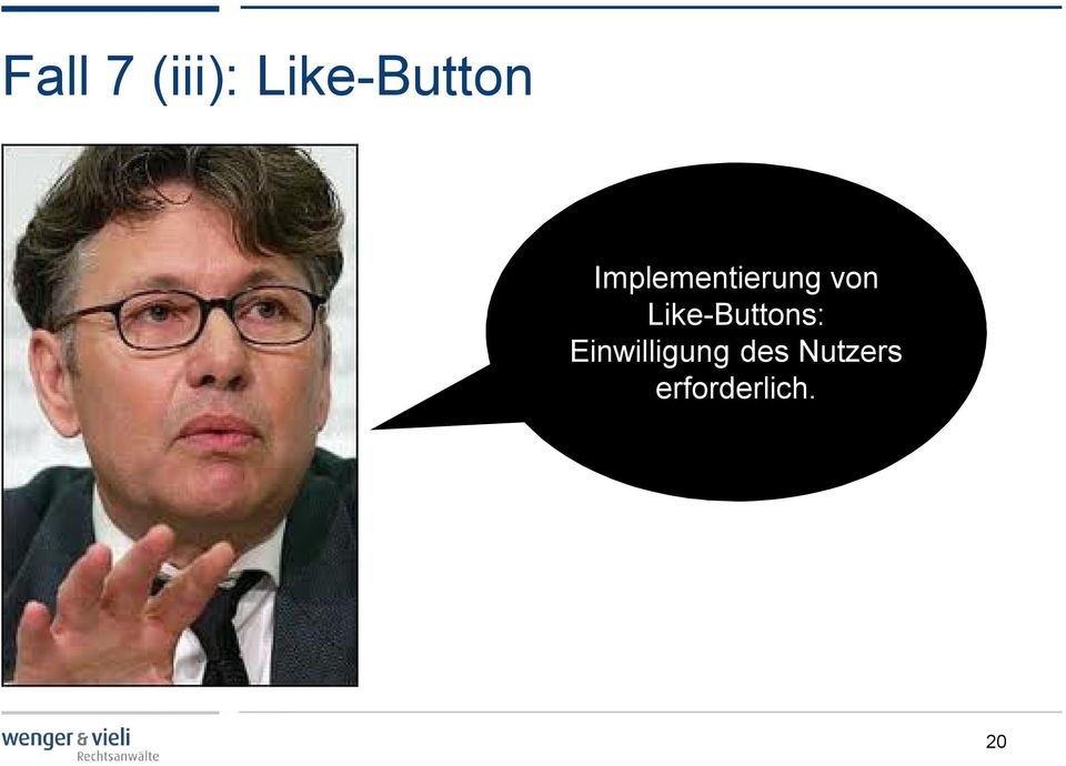 Like-Buttons: