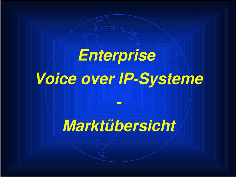 IP-Systeme -