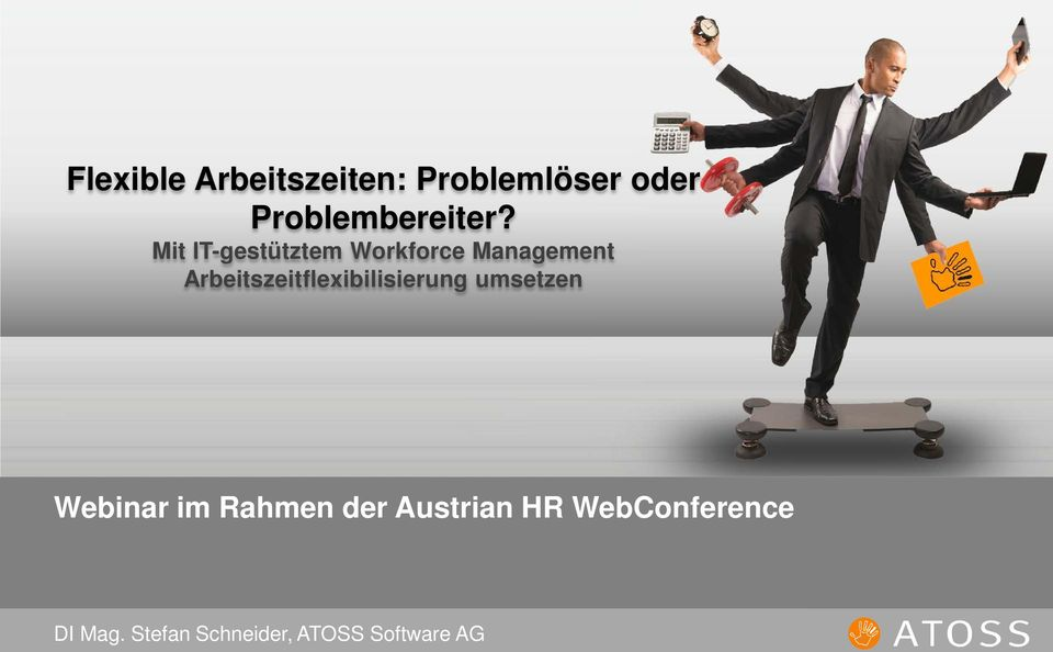Mit IT-gestütztem Workforce Management