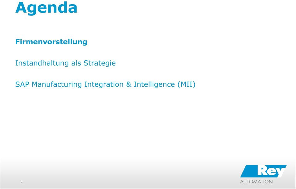 Strategie SAP