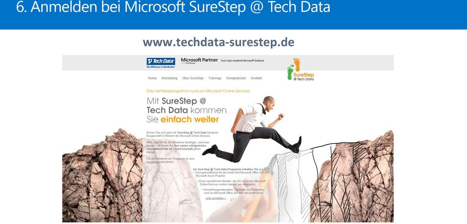 SureStep @ Tech