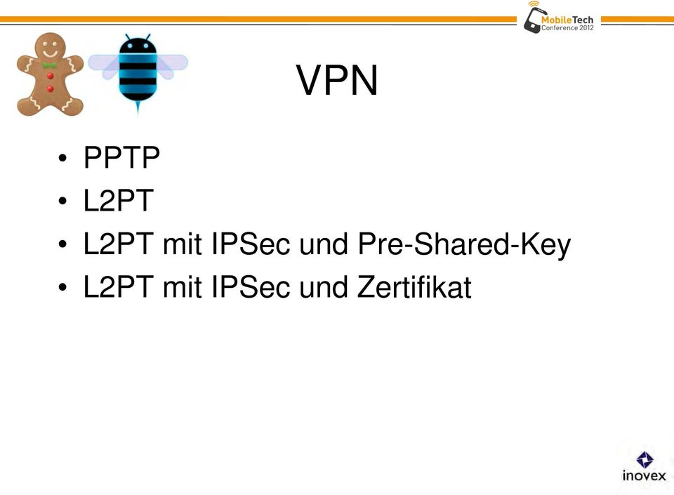 Pre-Shared-Key L2PT