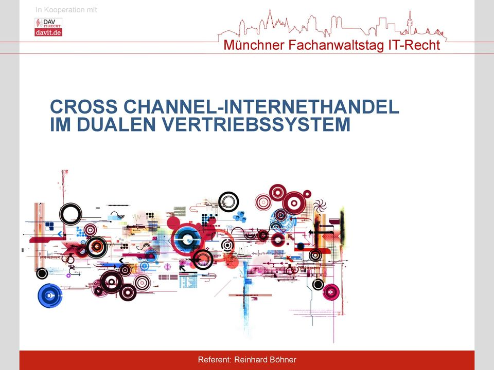 CHANNEL-INTERNETHANDEL IM DUALEN