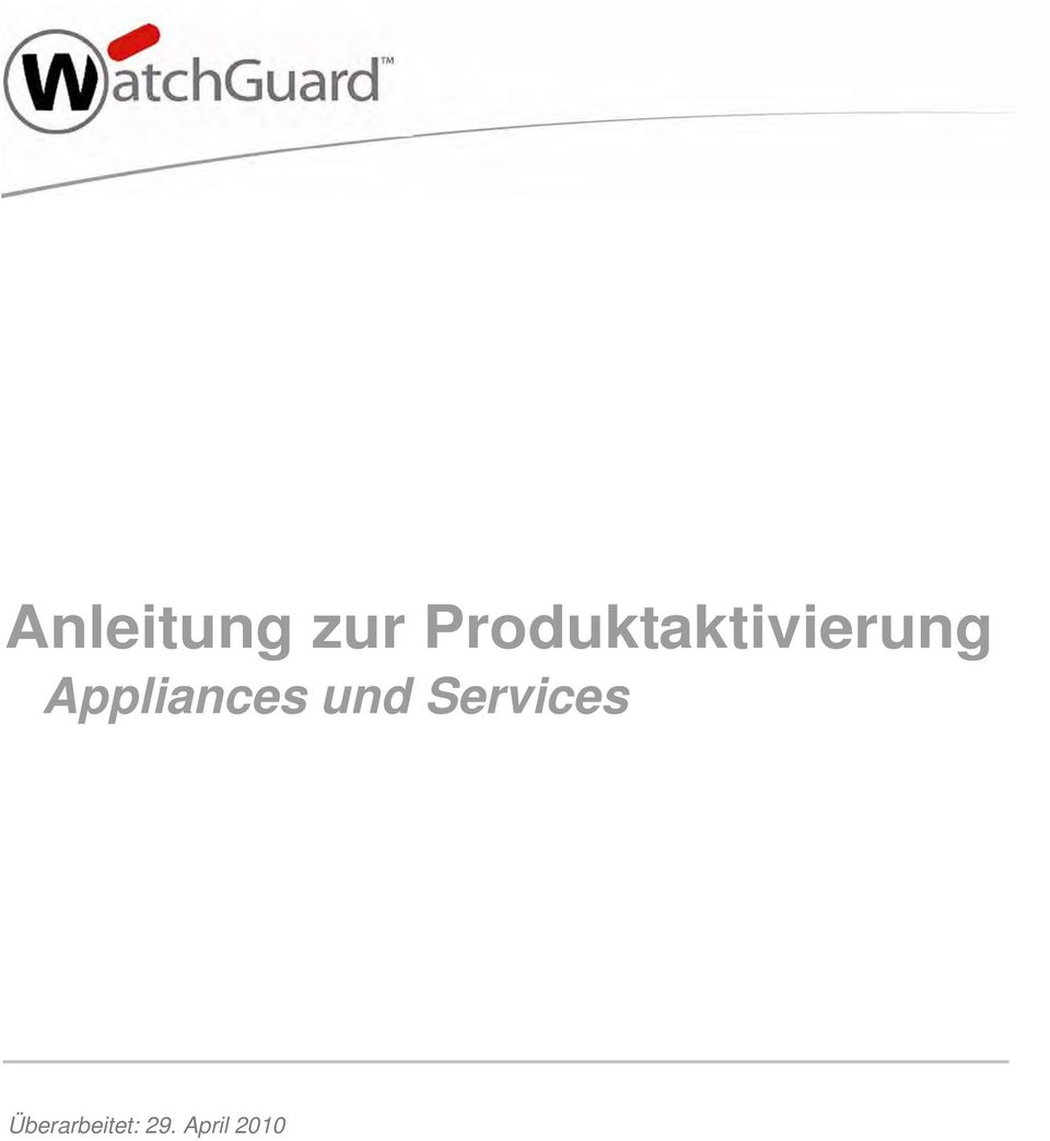 Appliances und