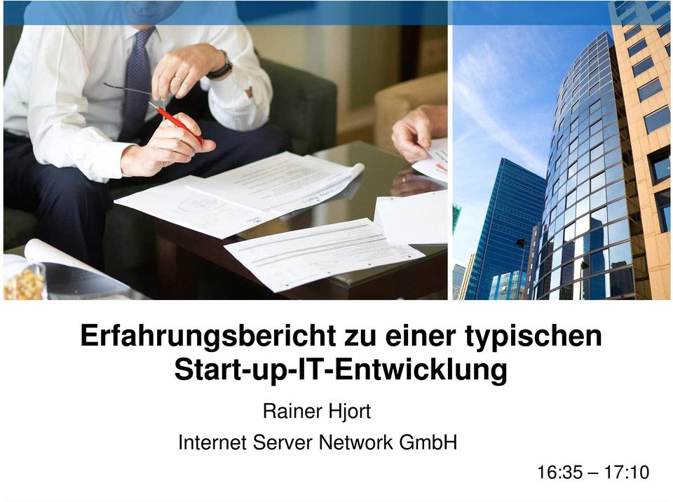 Start-up-IT-Entwicklung