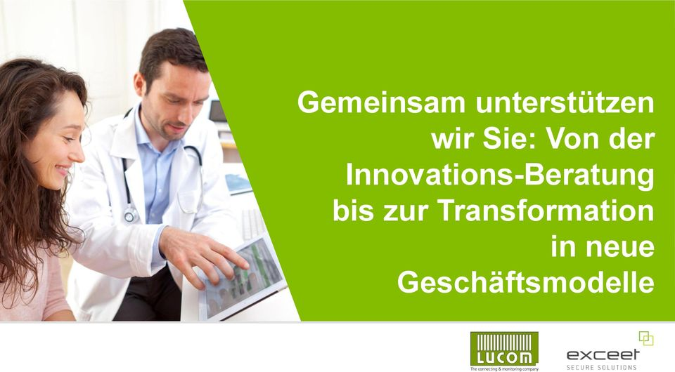 Innovations-Beratung bis